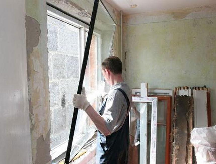 услуги по ремонту окон в Одессе и области